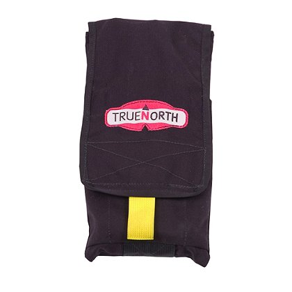 True North Hose Clamp Pouch, Black, NFPA