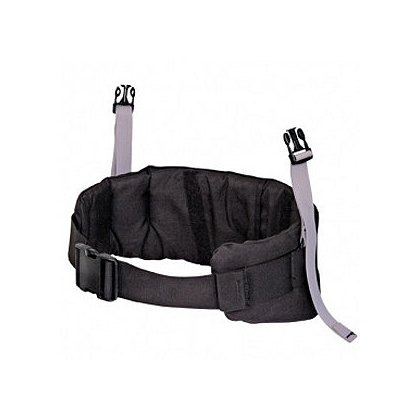 True North: Replacement Hip Belt, Black, NFPA