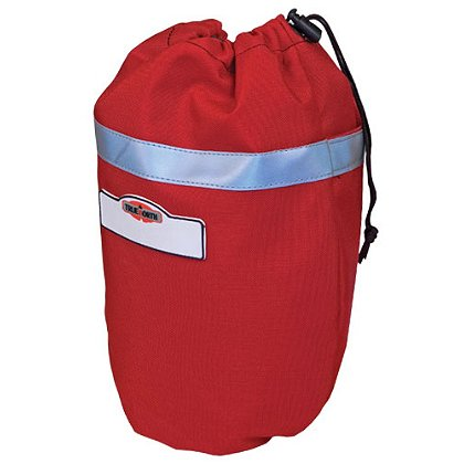 True North Fleece Lined SCBA Mask Bag, Oval