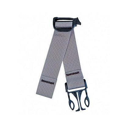 True North: Harness Integration Straps, 4 straps, Grey
