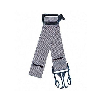 True North Harness Integration Straps, 4 straps, Grey