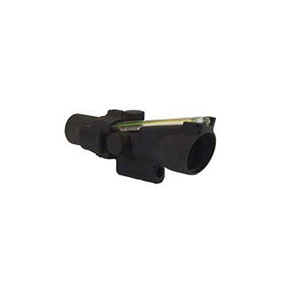 Trijicon: ACOG 1.5x24 Scope, Dual Illumination, Carry Handle Mount, Choose Amber Triangle or Red Crosshair Reticle