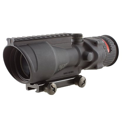 Trijicon ACOG 6x48 Scope, Handle or Flattop Mount, Handle or Flattop Mount, Dual Illuminated .308 cal. Reticle