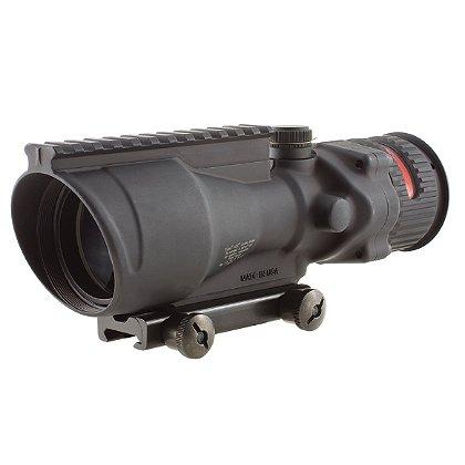 Trijicon: ACOG 6x48 Scope, Handle or Flattop Mount, Handle or Flattop Mount, Dual Illuminated .308 cal. Reticle