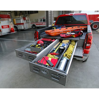 Truck Vault SUV Series, Standard Drawer
