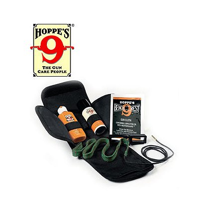Hoppe's Soft-Sided BoreSnake Field Cleaning Kit