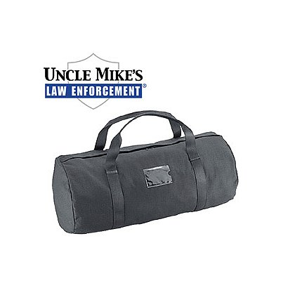 Uncle Mike's Compact Duffel Bag, Black