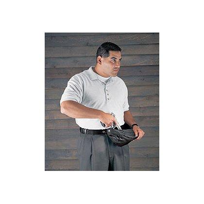 Uncle Mike's Gunrunner Belt Pack Holster, Black Cordura Nylon