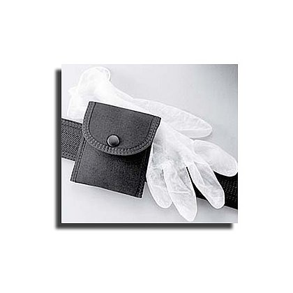 Uncle Mike's: Single Latex Glove Pouch, Black