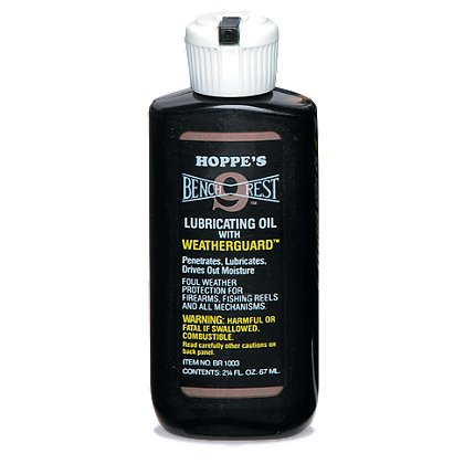 Hoppe's: Bench Rest Lubricating Oil with Weatherguard