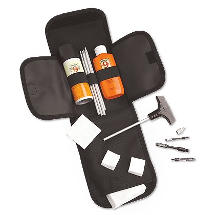 Hoppe's Universal Soft-Sided Field Cleaning Kit For Pistols, Shotguns or Rifles