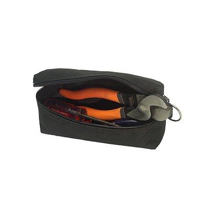 TheFireStore: Nylon Utility/Tool Storage Pouch, Vertical or Horizontal Deployment, Black