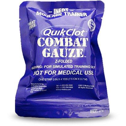 Z-Medica: QuikClot Combat Gauze LE Moulage Trainer