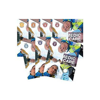 Brady Paramedic Care Principals and Practice 7 volume set