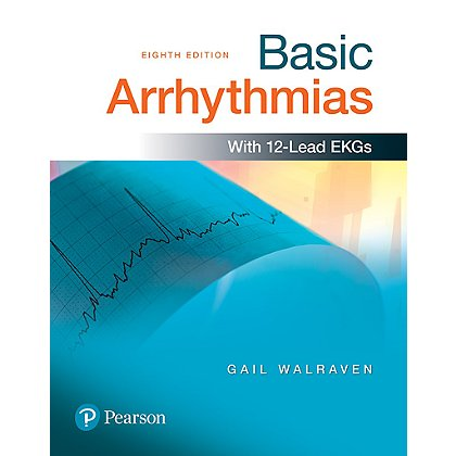 Brady Basic Arrhythmias, 7th Edition with MyBradyKit