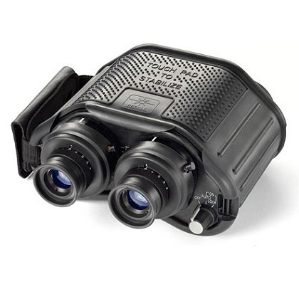 Fraser Optics 14X40mm STEDI-EYE® Gyro-Stabilized Observer Binocular