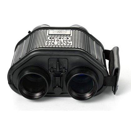 Fraser Optics: 14X40mm STEDI-EYE Gyro-Stabilized PM-25 Binocular w/ Reticle