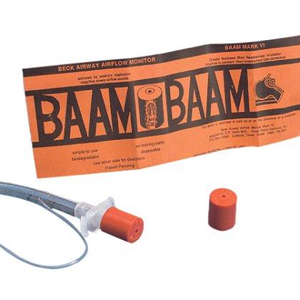 Great Plains Ballistics: BAAM (Beck Airway Airflow Monitor)