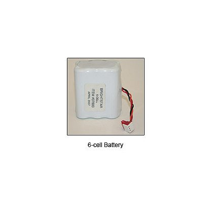 Bright Star Lighthawk 4-Cell & 6-Cell Replacement L-Ion Battery Packs