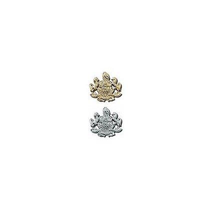 CA PA Coat of Arms Collar Emblem, Clutch Back
