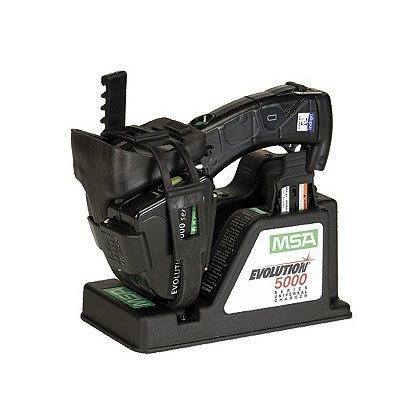 MSA: ThermalTrac/Evolution 5000-Series Vehicle-Mounted Charger