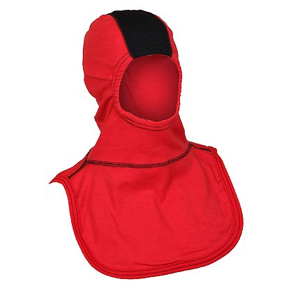Majestic PAC II SVZ Hood, 100% Nomex, Red