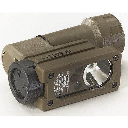 Streamlight: Sidewinder Compact Military Model, 55 Lumens Max, 3