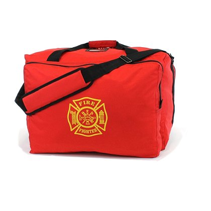 TheFireStore Deluxe Step-in Firefighter Gear Bag