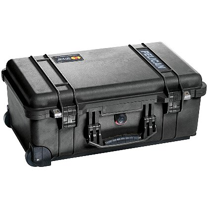 Pelican: TrekPak Carry-On Protector Case, Model 1510TP, Black