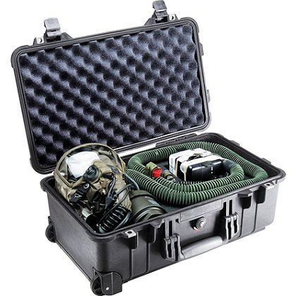 Pelican: Protector Case, Model 1510