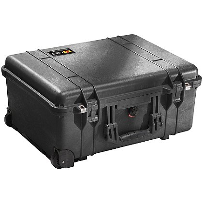 Pelican: TrekPak Large Protector Case, Model 1560TP, Black