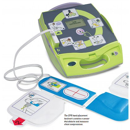 Zoll: AED Plus Automated External Defibrillator