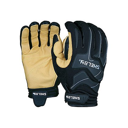 Shelby: 2518 Premium Rope Rescue Glove