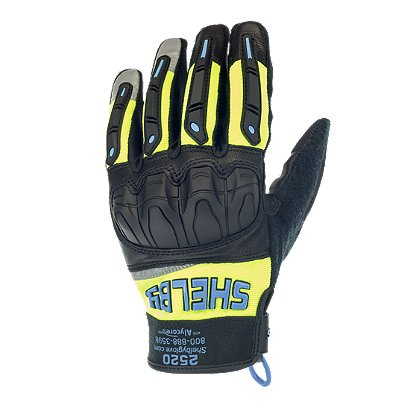 Shelby 2520 Xtrication Gloves w/ Alycore