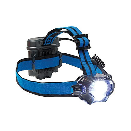 Pelican 2780 LED Headlight, 430 Lumens, 3