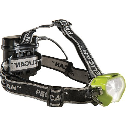 Pelican: 2785 Safety Certified LED Headlamp