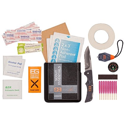 Gerber Bear Grylls Survival Series, Scout Essentials Kit