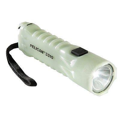 Pelican: Photoluminescent LED Flashlight