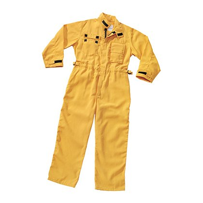 Lion 6.8 oz. Nomex Wildland Coveralls, Yellow