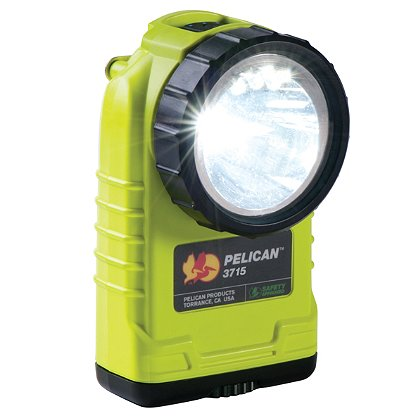 Pelican 3715 Right Angle LED Flashlight
