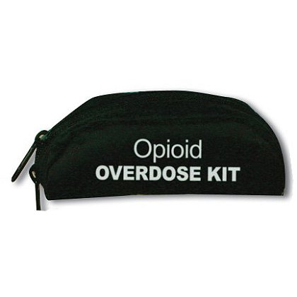 Iron Duck: Single Dose Naloxone Kit Bag