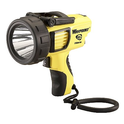 Streamlight: Waypoint High Performance C4 LED Spotlight, Rechargeable