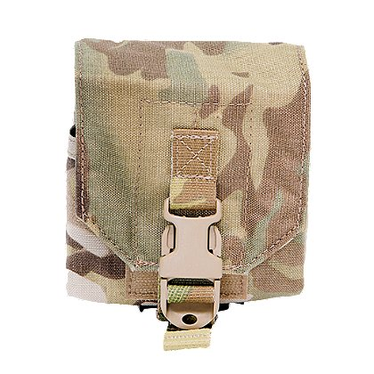 FirstSpear: Long Gun Mag Pouch 5 Round  (.300 Win), 3 Mag Sustainment