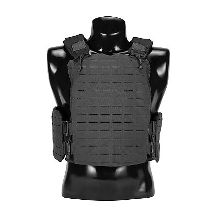 First Spear: Strandhogg MBAV Cut Plate Carrier, Black