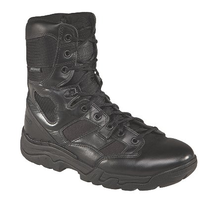 "5.11 Tactical: Winter TacLite, 8"" Side-Zip Boot, Waterproof, Breathable, BBP-resistant"