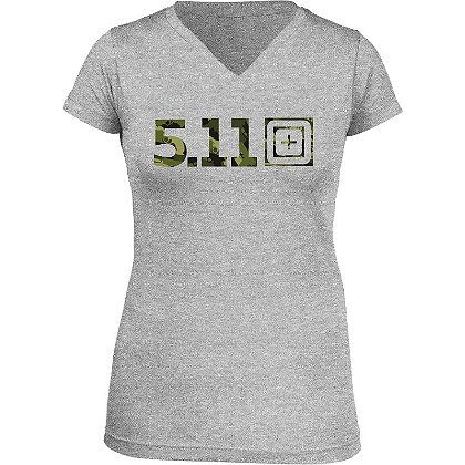 5.11 Tactical Women's URBAN Assault Logo T-Shirt