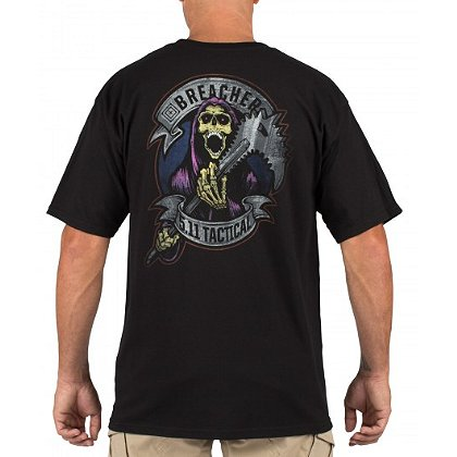 5.11 Tactical Breacher Logo T-Shirt