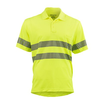 5.11 Tactical: High-Vis Yellow Polo