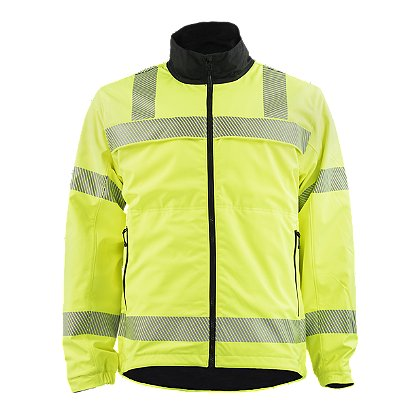 5.11 Tactical: Reversible High Vis Soft Shell Jacket