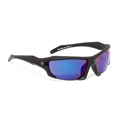 5.11 Tactical Burner Half Frame Mirrored Sunglasses
